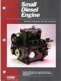 Mitsubishi K3d Diesel Engine Photos
