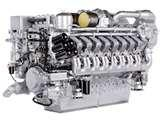 Images of Diesel Engines High Power